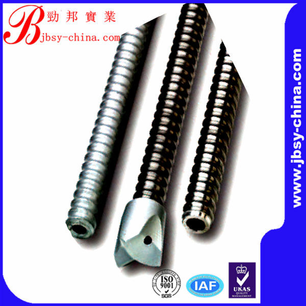 stainless steel hollow threaded rod china supplier