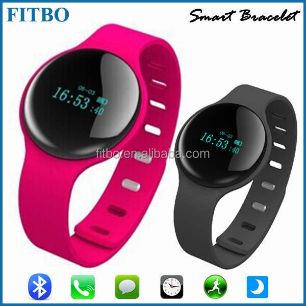 Fashion S4 Sync Pedometer Calories bluetooth fashion watch mobile phone