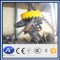 MW5 28000 lifting capacity for Steel Scrap Lifting Magnet