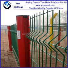 malaysia market V Pressed Fence,high security and pratical Wire Mesh Fence