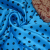 100%silk fabric polka dots print silk fabric