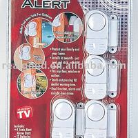 4pcs Door And Window Alarm Model