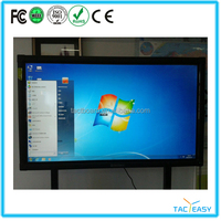 10-points touch screen LCD monitor with built-in computer made in China factory with best price