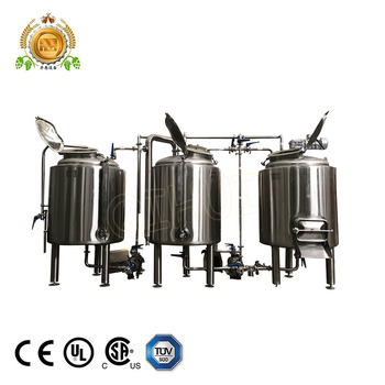 100L  200L  Craft Beer Brewing Equipment for home brewing