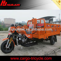 HUJU 250cc trimoto china 3 wheel motor trike for cargo/fast food van for sale