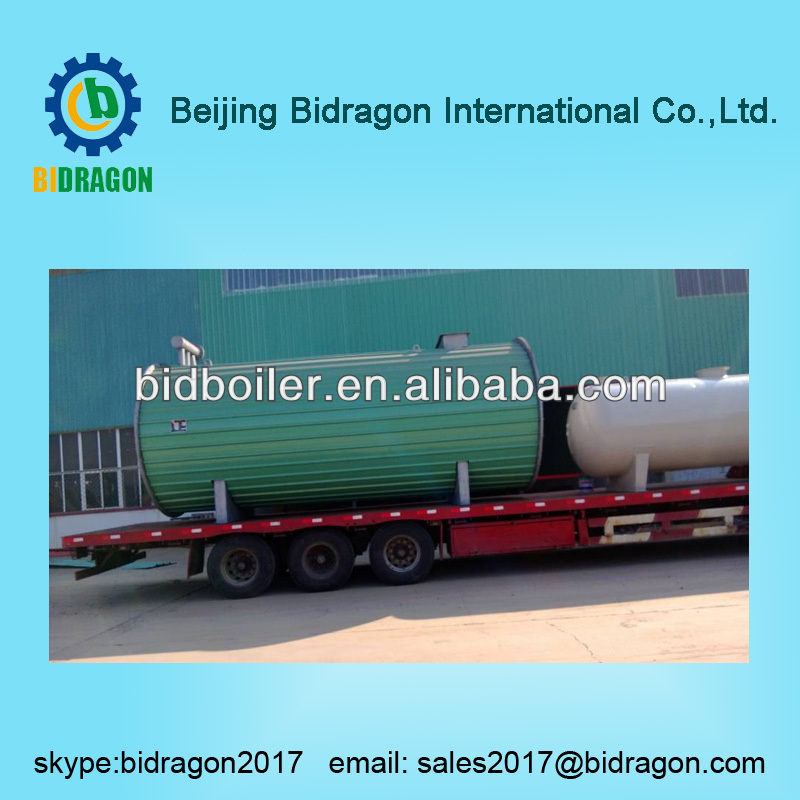 widely used thermal oil boiler/thermal oil furnace