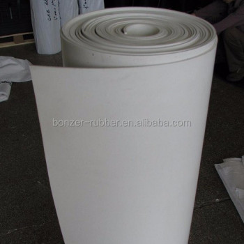 Nanjing food grade heat resistance clear silicone rubber sheeting