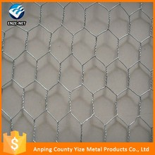 factory supplier green plastic coated chicken wire mesh