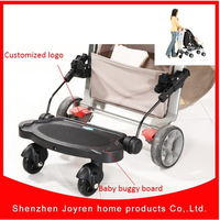 Factory customized 2016 new design baby stroller buggy board/stroller board
