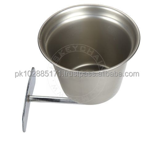 Stainless Steel Bowl for Bird cages