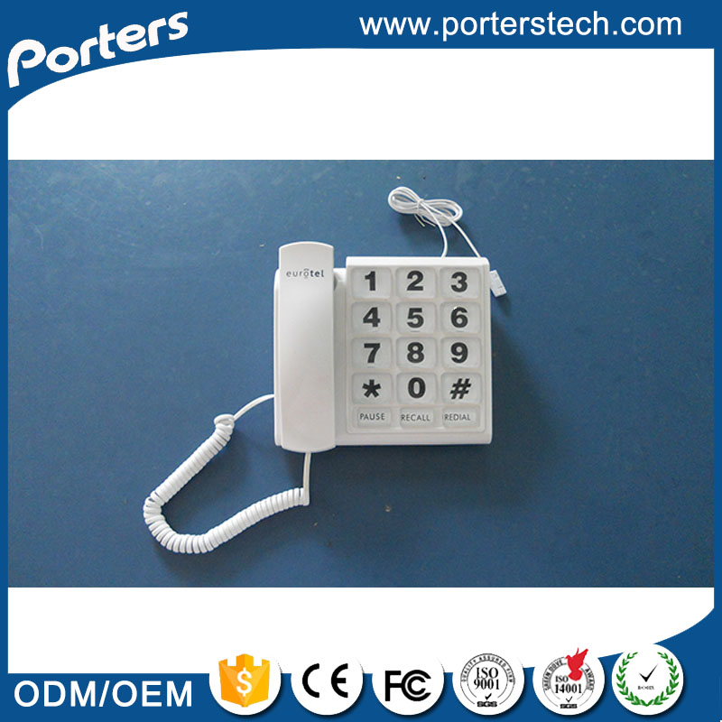 Hot-Selling High Quality Low Price corded caller id telephone