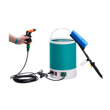 Washing tool pressure car cleaning kit Portable car washer