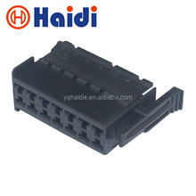 14 pin plastic wire harness electrical connector