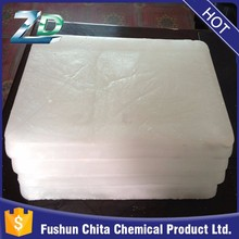 bulk 54 56 58 64 kunlun fully semi refined wax paraffin supplier