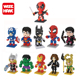 Latest plastic nanoblocks super heroes collection toys marvel avenge action figure