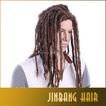 Beautiful cheap synthetic cosplay hair wigs for men ,hair synthetic wig,artificial party wig