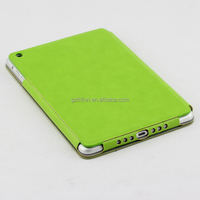 New style fashion protector case pu leather cover for ipad mini