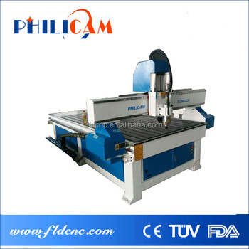 High precision DSP China CNC router wood 1300*2500mm