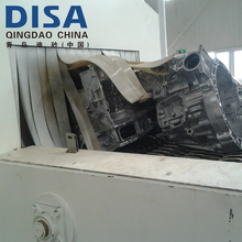 DISA Wire mesh belt conveyor shot blasting machine for aluminium alloy castings