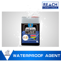 Pure organic silicone waterproof concrete foudation sealant