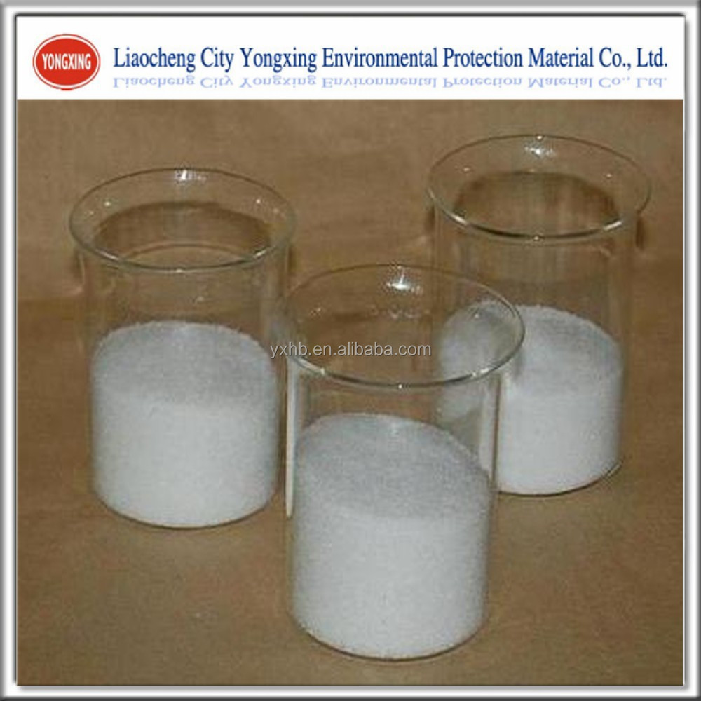 china high quality anionic polyacrylamide coal washing chemical polymer