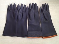 Cheap industrial latex glove /popular in middle east and africa