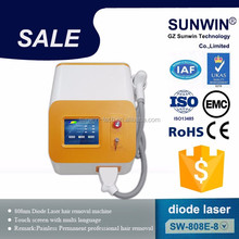 home use 808 diode laser hair removal for white hair
