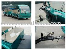 23 Seats Electric Shuttle Bus
