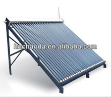 Evacuated Tube Solar Water Heater Manifold
