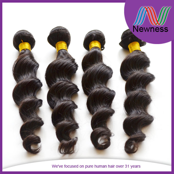 Wholesale Brazilian Virgin Heat Free Weave Clear Clip Hair Products