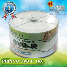 cheap goods wholesale printable dvds in cake box
