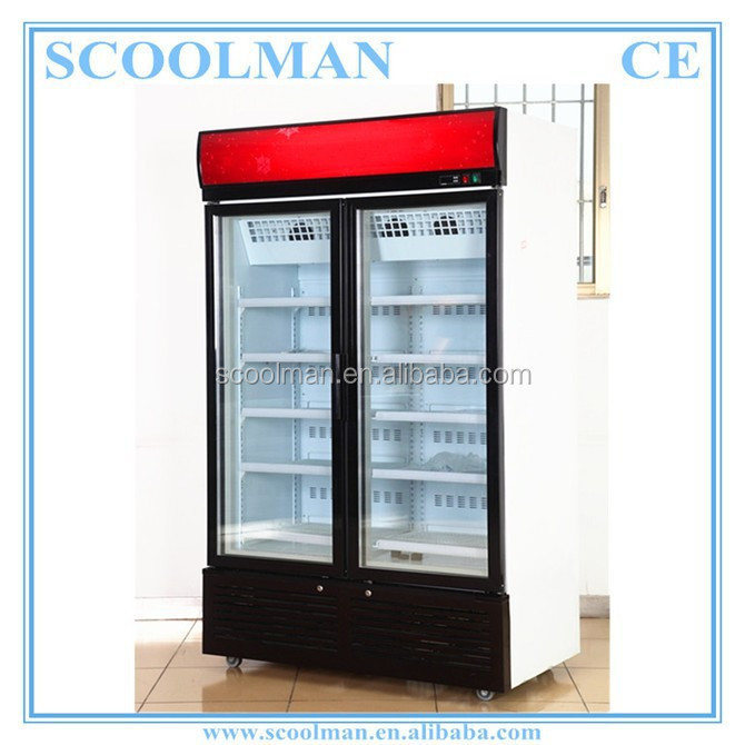Commercial Upright Ice Cream Freezers for Sale