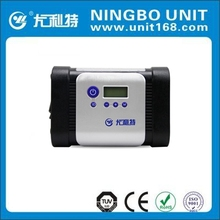 Automatic 12v tyre inflator with digital gauge