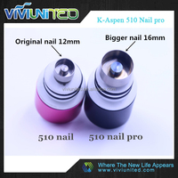 patented product vaporizer pen zero nicotine wax atomizer for mod 510 nail pro VS 510nail