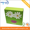 Professinal Printed Foldable Colorful Packaging Box