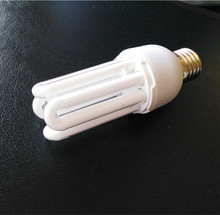 High Brightness cfl 4U Lamp E27 B22 energy saving lamp 45w 55w 65w