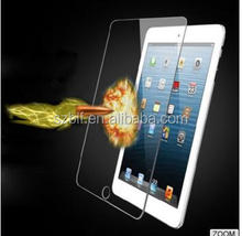 Wholesale alibaba anti shock anti fingerprint 9H tempered glass screen protector for ipad mini screen protector