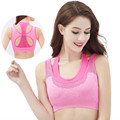 Ladies hot sexy sport running yoga bra tops