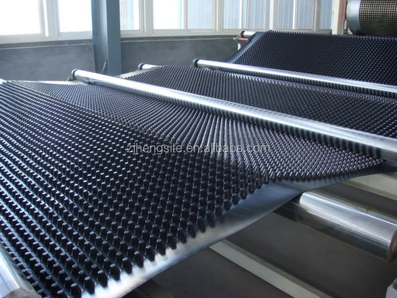 HDPE drainage board/cell