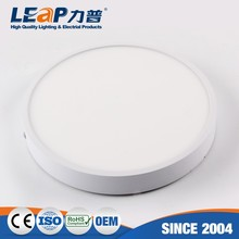 Direct Price Led Flush Mount Fixtures Double Color Celling Round Ceiling Panel Light