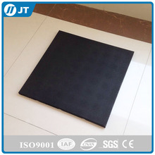 black rubber flooring for outdoor sports court
