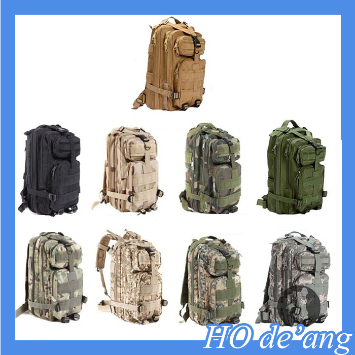 Hogift High Quality mountaineering backpack/outdoor hiking backpack/multifunction military backpack bag