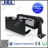 40w cree led driving light bar , led off road light bar for ATV,UTV,TRUCK ,4x4 off road use