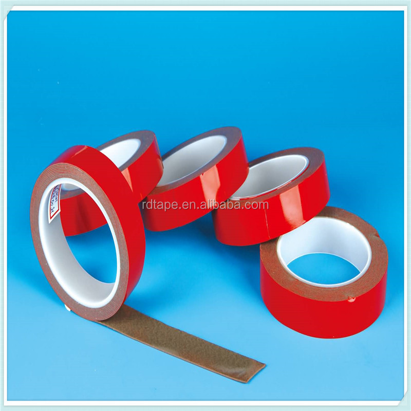 Heat-Resistant Double sided Arylic Adhesive Tape