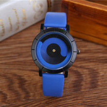 China Supplier Wholesale Kids Watches Creative Hand-less Clock New Design Wristwtach A9002