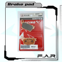 F.A.R. High Performance Motorcycle Dirt Bike Brake Disc Pad