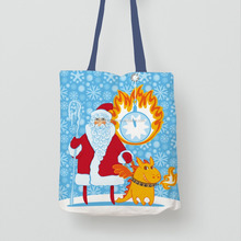 New Products Hot sale Cotton Bags From Chinese Merchandise For Christmas