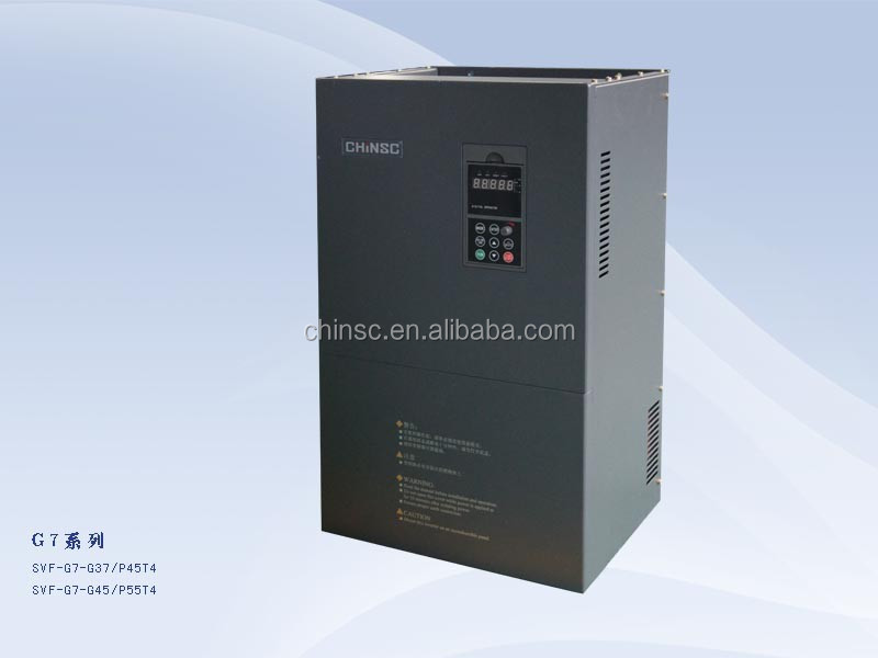 45kw motor speed controller for pump and fan China frequency inverter