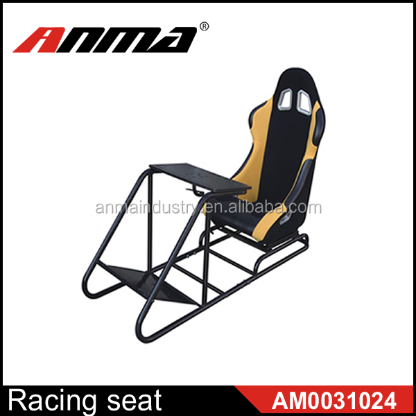 High quality universal car racing seat/two seat pedal car
