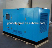 With Perkins Diesel Engine 70kva Silent Generator
